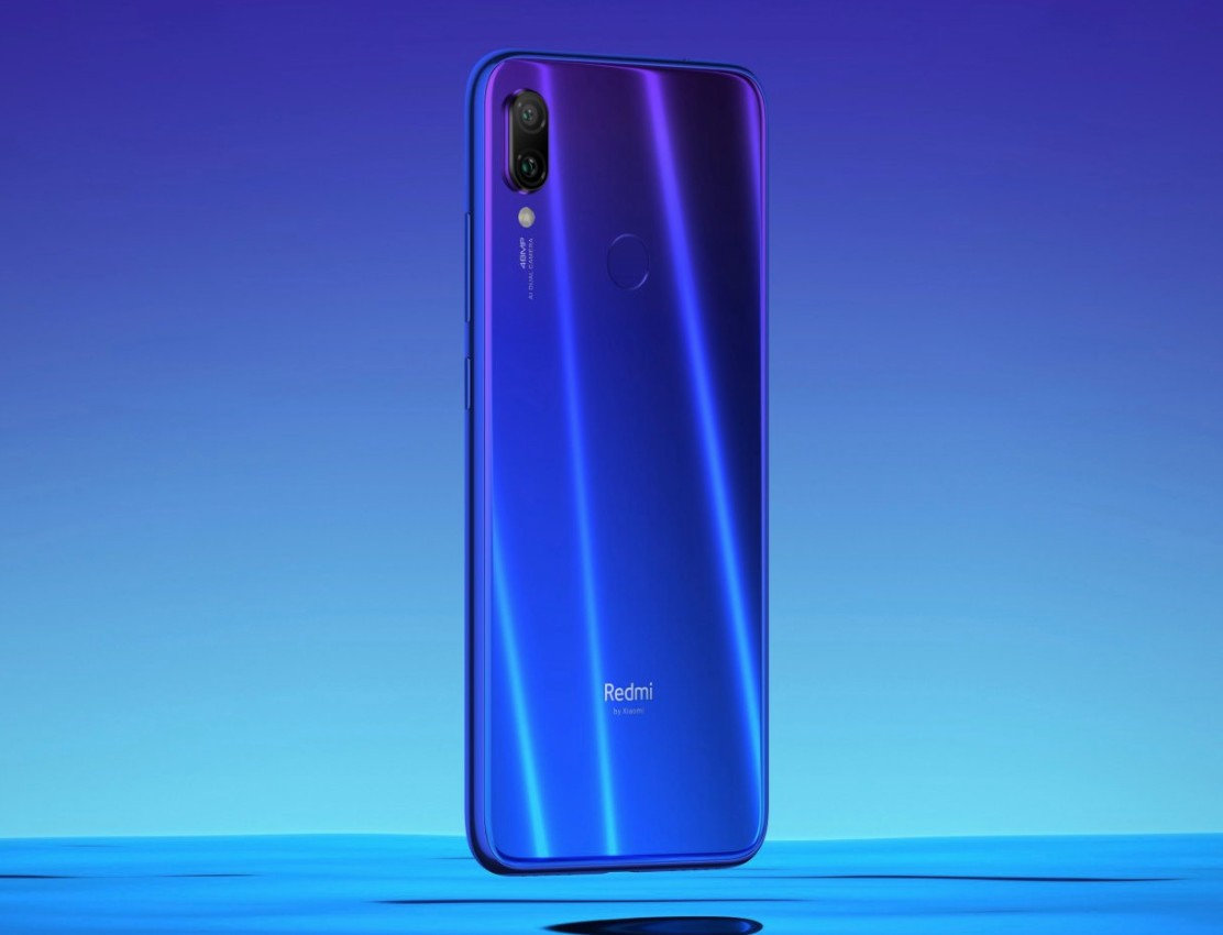 Redmi Note 7 Pro 64 Gb Blue Linekraft